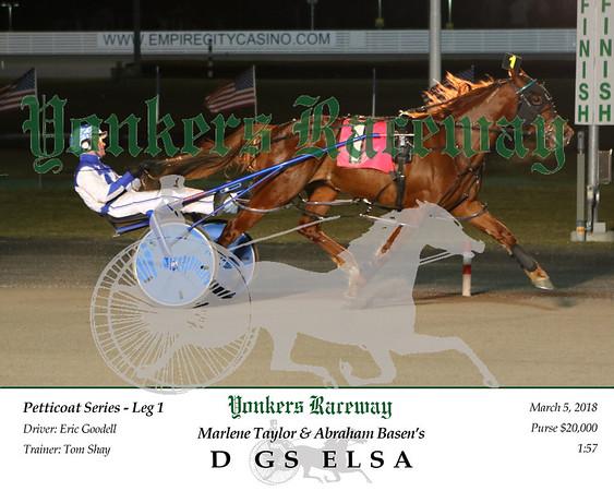 20180305 Race 4- D GS Elsa 2