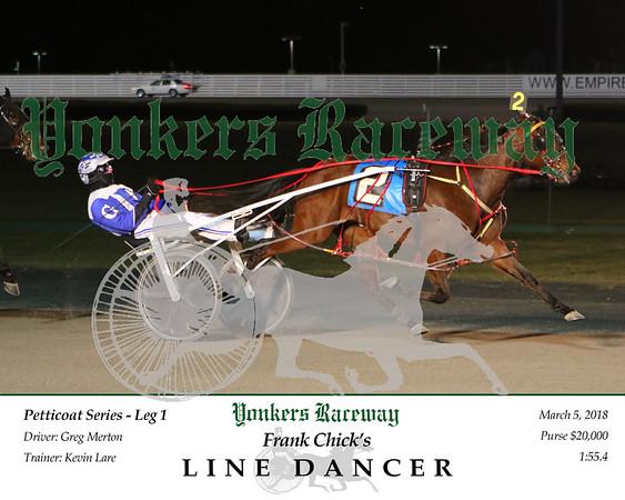20180305 Race 5- Line Dancer 2