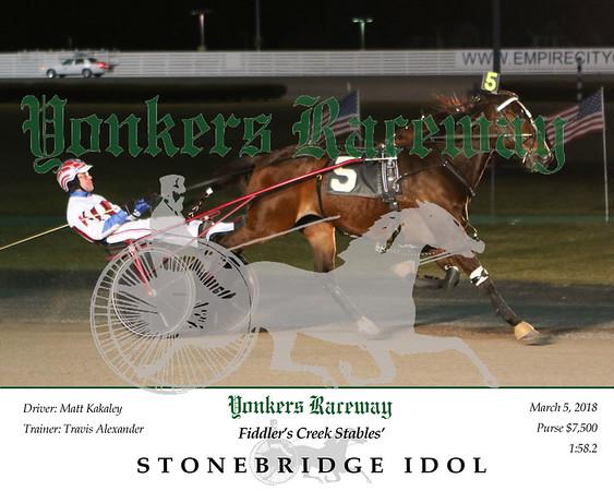20180305 Race 2- Stonebridge Idol 2