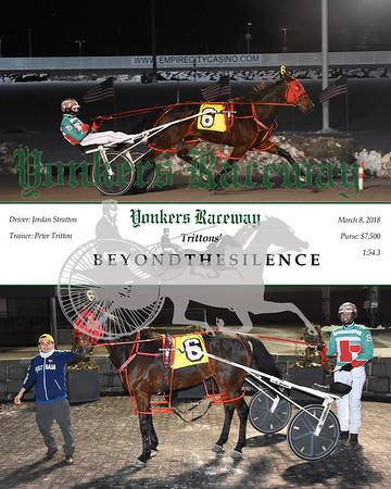 20180308 Race 1- Beyondthesilence N