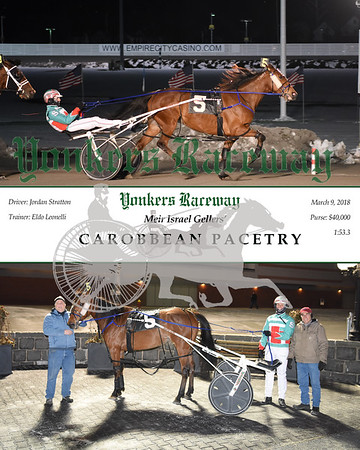 20180309 Race 6- Carobbean Pacetry