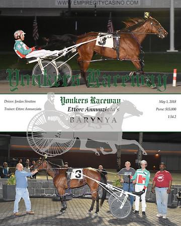 20180501 Race 8- Barynya