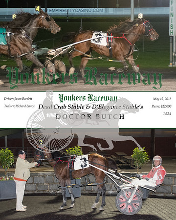 20180515 Race 8- Doctor Butch
