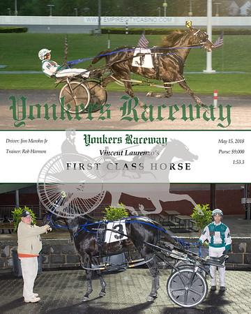 20180515 Race 2- First Class Horse