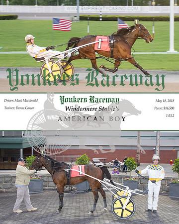 20180518 Race 3- American Boy