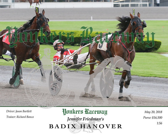 20180520 Race 9- Badix Hanover 2