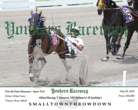 20180520 Race 1- Smalltownthrowdown