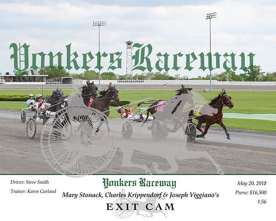 20180520 Race 10- Exit Cam 2