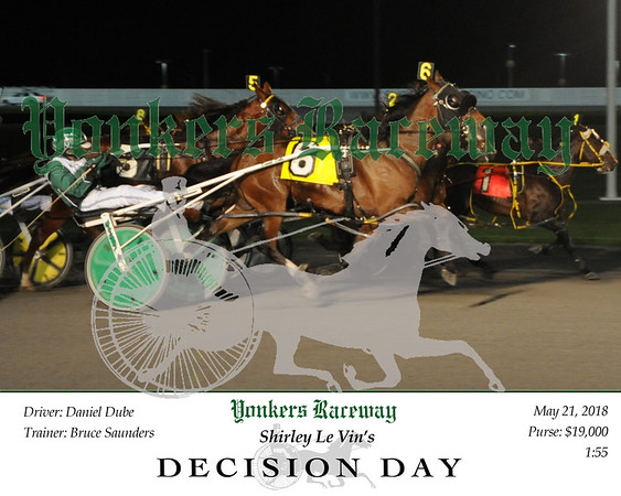 20180521 Race 8- Decision Day
