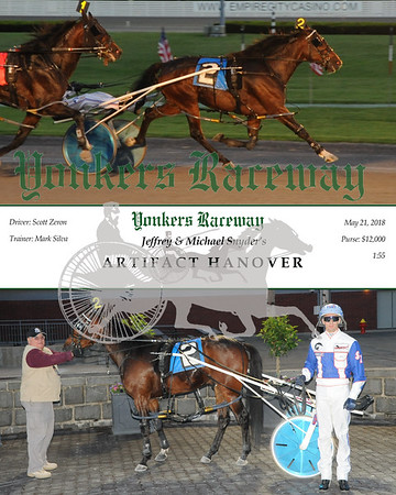 20180521 Race 4- Artifact Hanover