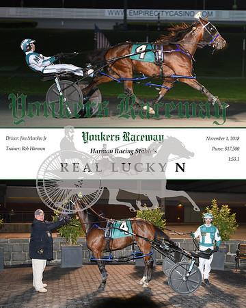 20181101 Race 8-Real Lucky N