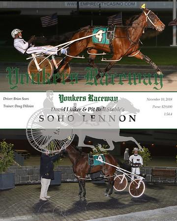 20181110 Race 7- Soho Lennon N