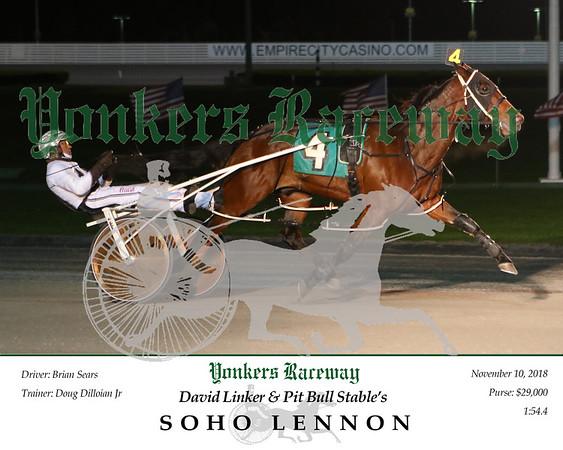 20181110 Race 7- Soho Lennon N 2
