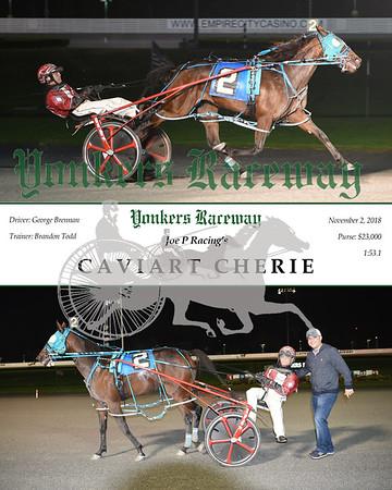 20181102 Race 4-Caviart Cherie