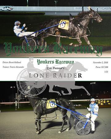 20181102 Race 3-Lone Raider