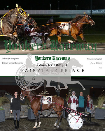 20181120 Race 5- Faritytale Prince