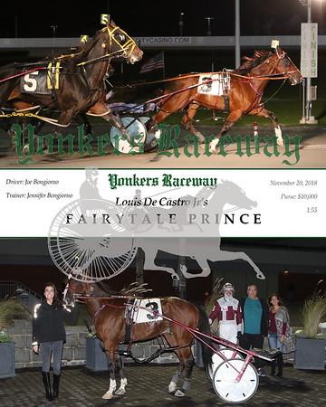 20181120 Race 5- Faritytale Prince 2