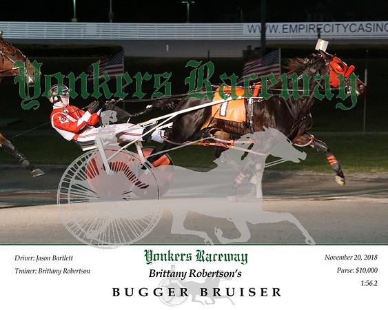 20181120 Race 4- Bugger Bruiser 2