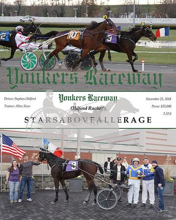 20181125 Race 6- Starsaboveallerage