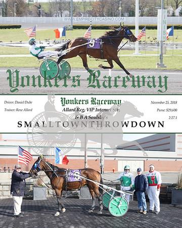 20181125 Race 1- Smalltownthrowdown