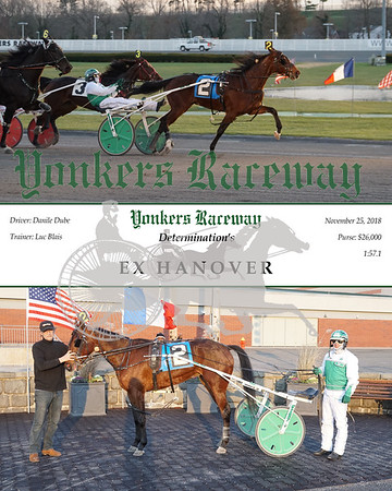 20181125 Race 12- Ex Hanover