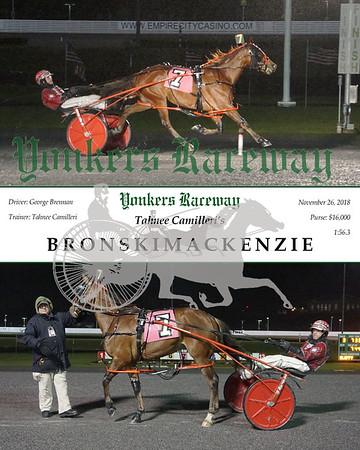 20181126 Race 3- Bronskimackenzie