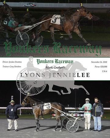 20181126 Race 7- Lyons Jennielee