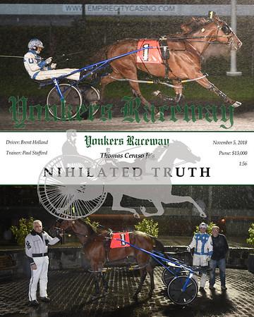 20181105 Race 1- Nihilated Truth