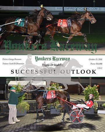20181015 Race 5-Successful Outlook