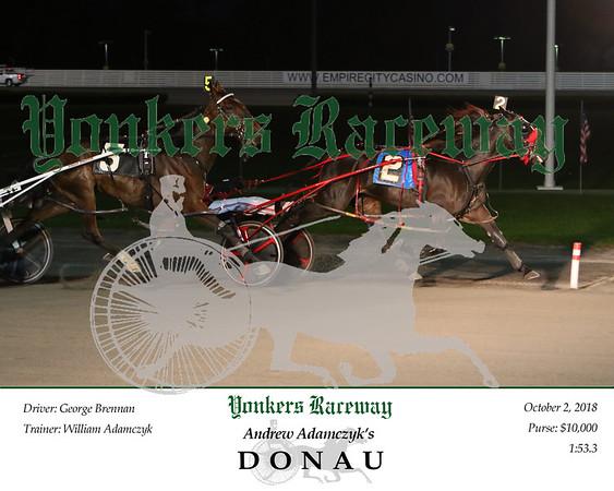 20181002 Race 1- Donau 2