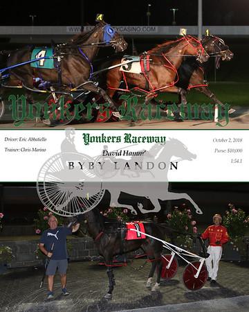 20181002 Race 3- Byby Landon