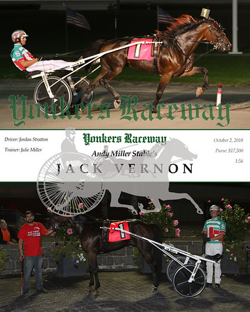 20181002 Race 5- Jack Vernon