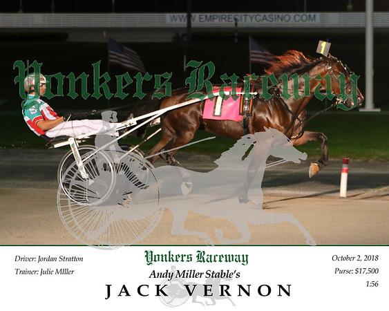 20181002 Race 5- Jack Vernon 2