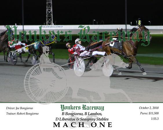 20181002 Race 4- Mach One 4