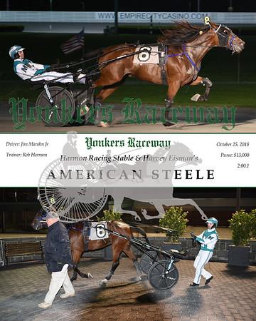 20181025 Race 2-American Steele