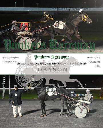 20181027 Race 11- Dayson