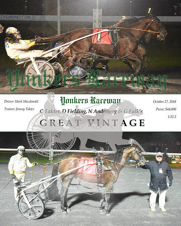 20181027 Race 8- Great Vintage