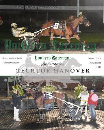 20181027 Race 7- Techtor Hanover
