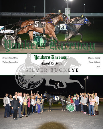 20181004 Race 2- Silver Buckeye