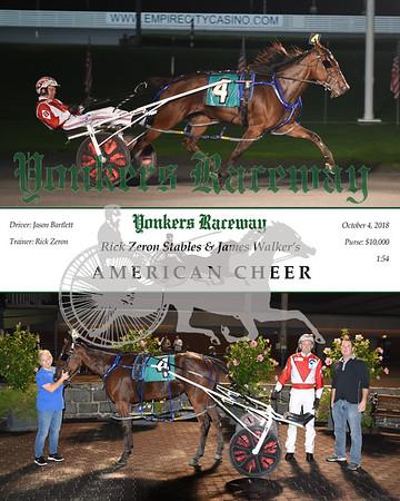 20181004 Race 1- American Cheer
