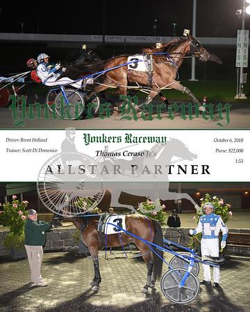 20181006 Race 1- Allstar Partner