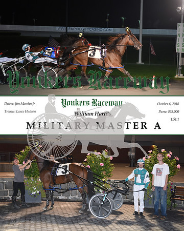 20181006 Race 6- Military Master A