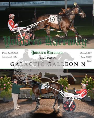 20181009 Race 7-Galactic Galleon N