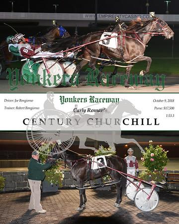20181009 Race 9-Century Churchill