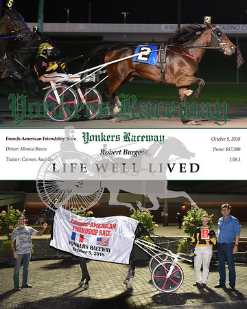 20181009 Race 2-Life Well Lived