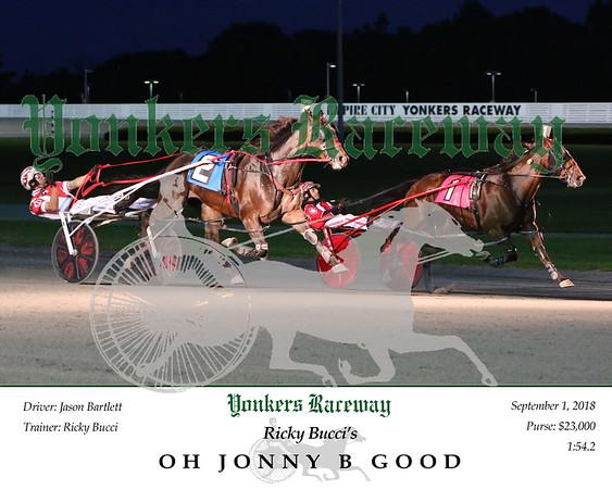 20180901 Race 3- Oh Jonny B Good N 2