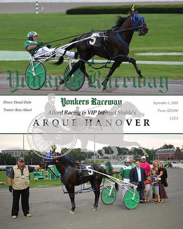 20180901 Race 1- Arque Hanover 2