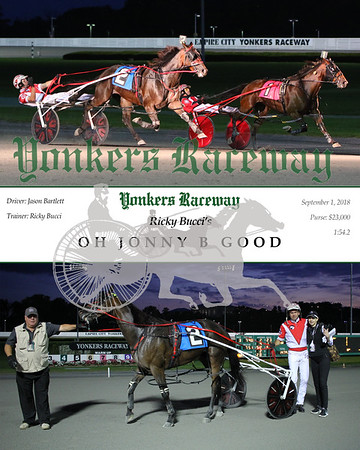 20180901 Race 3- Oh Jonny B Good N