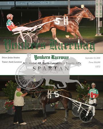 20180913 Race 5- Spartan