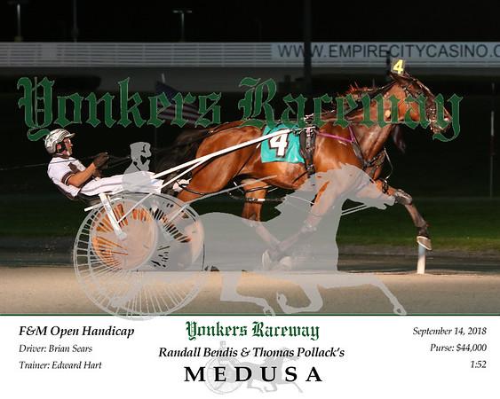 20180914 Race 6- Medusa